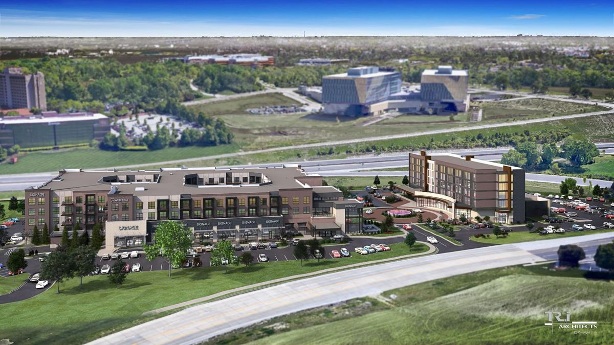 RGA partnering with developer on mixed-use project across from its headquarters