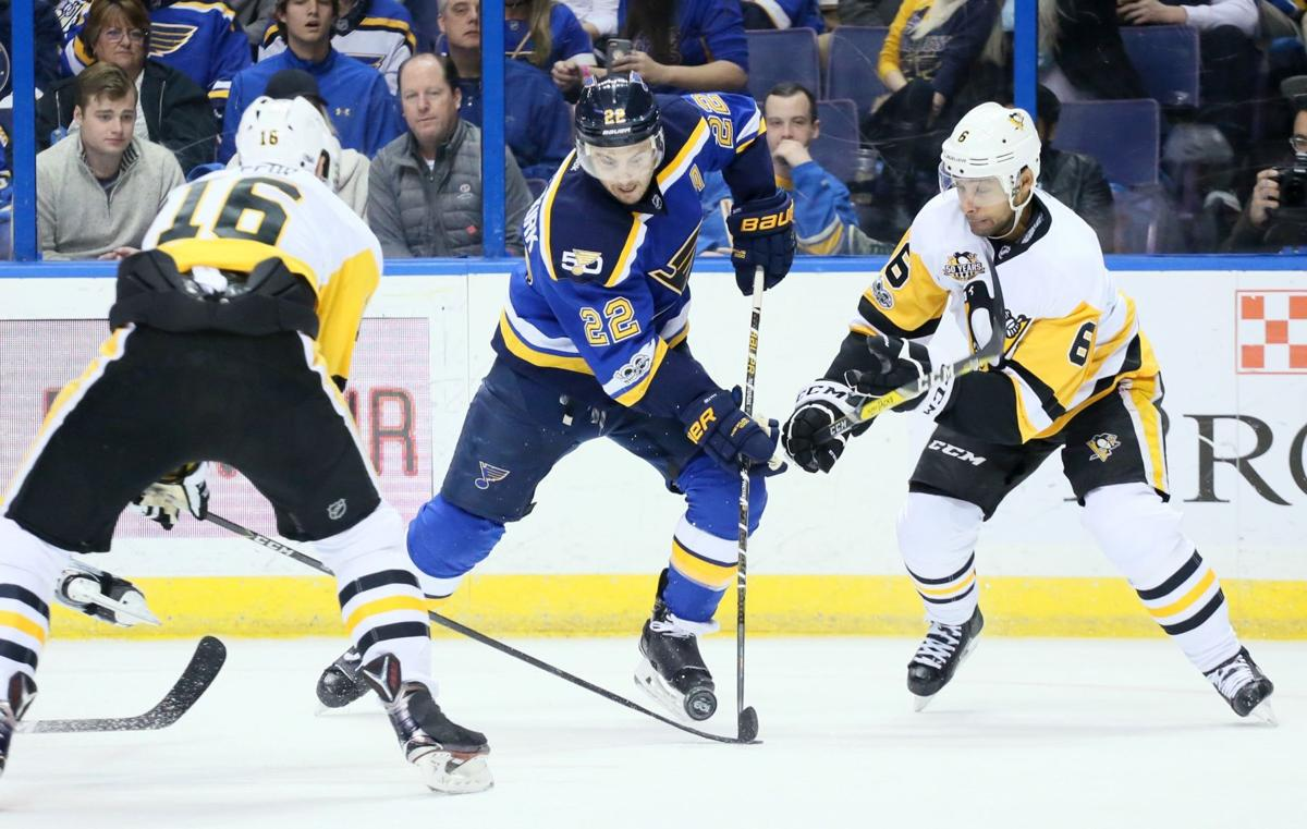 St. Louis Blues v Pittsburgh Penguins