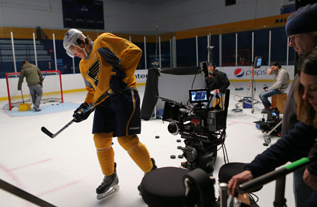 T.J. Oshie commericial