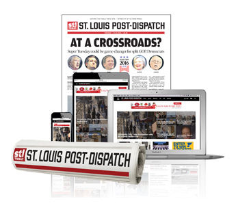 Subscribe to the St. Louis Today