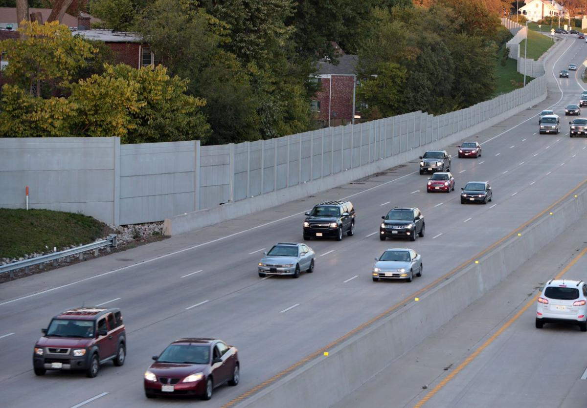 Support cracks cause MoDOT to remove some Highway 40 sound