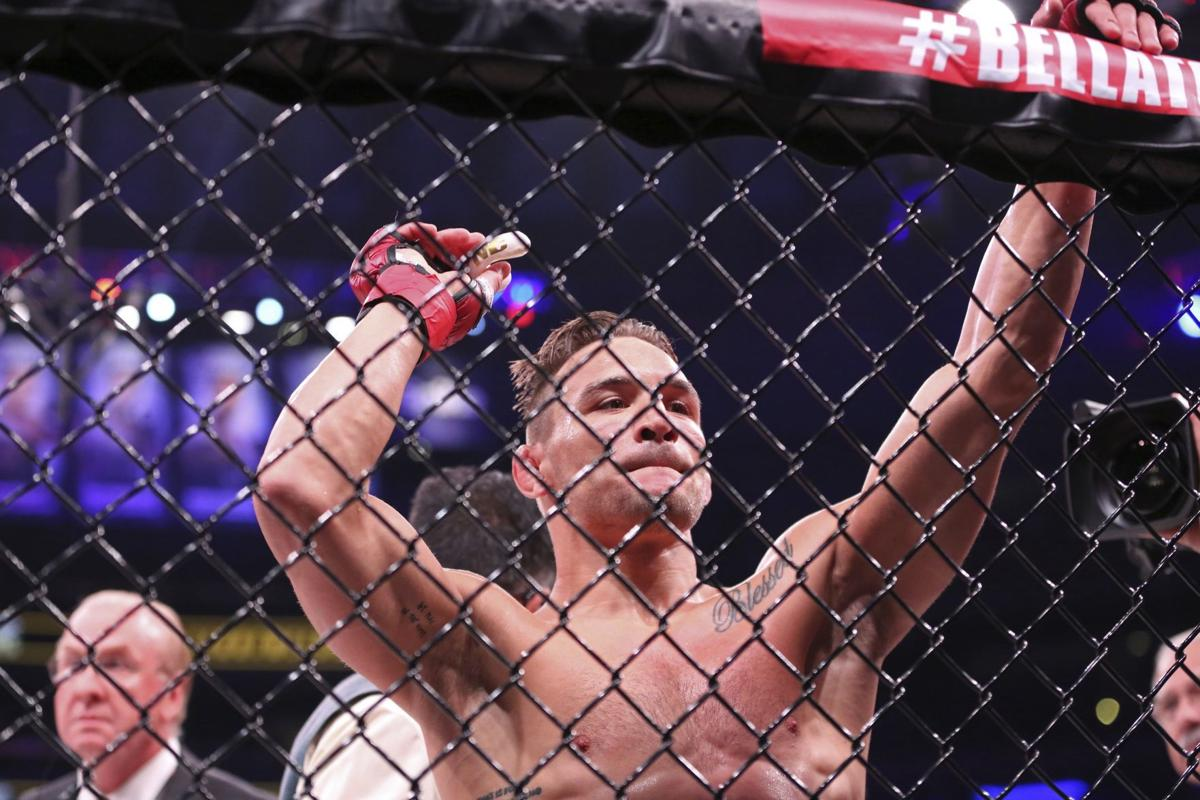 MMA fighter Chandler looks even score in Hawaii