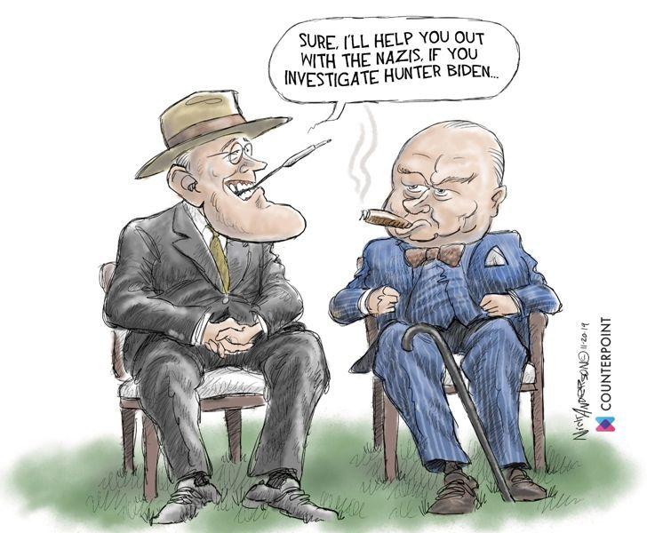 In the cartoons: Impeachment; Bloomberg; Meth