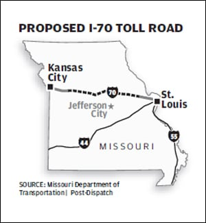 I 70 Toll Map Multimedia Stltoday Com