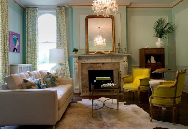 At Home with Amie Corley