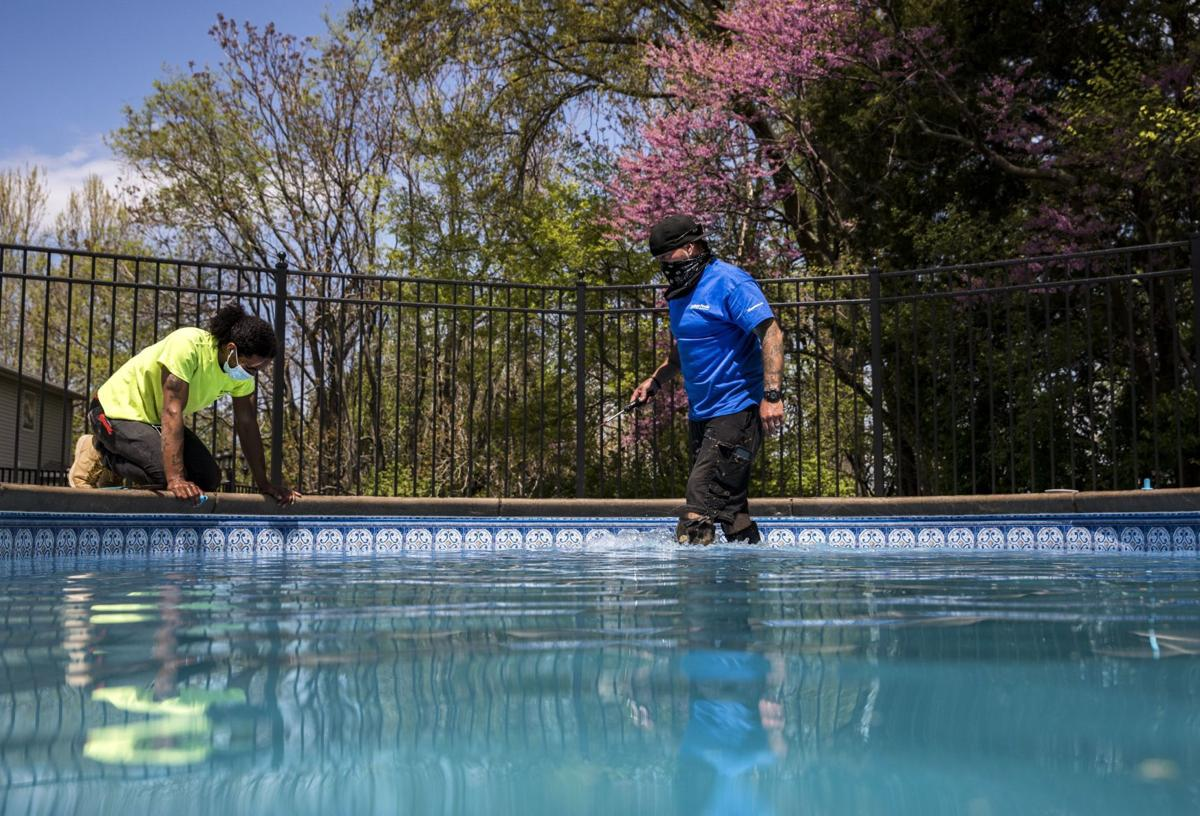 Pools In A Pandemic Some Want To Open Backyard Pools Early While
