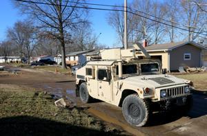 Pfarrer mobilisiert Missouri die Nationalgarde im Kampf gegen COVID-19 Verbreitung