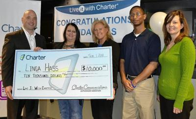 Woman wins Charter contest | Life News from your Illinois Journal