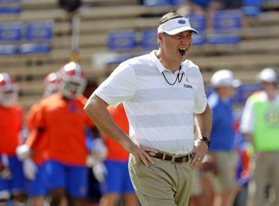 Mullen returns with Florida to face No. 23 Mississippi State