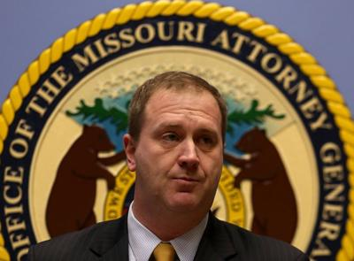 Missouri Attorney General Eric Schmitt