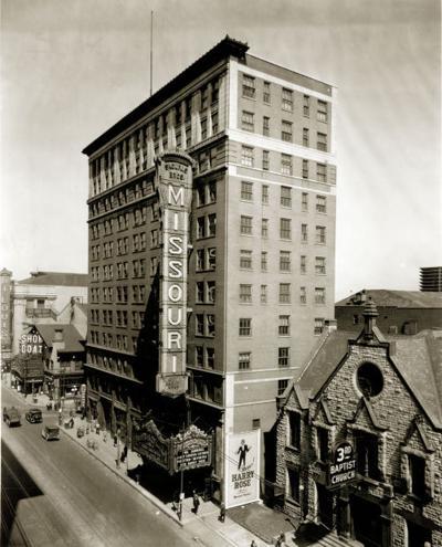 Missouri Theatre building
