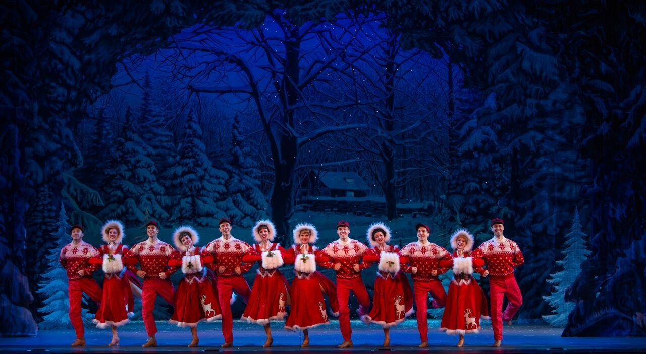 White Christmas' at the Fox draws on appeal of nostalgia | Theater ...