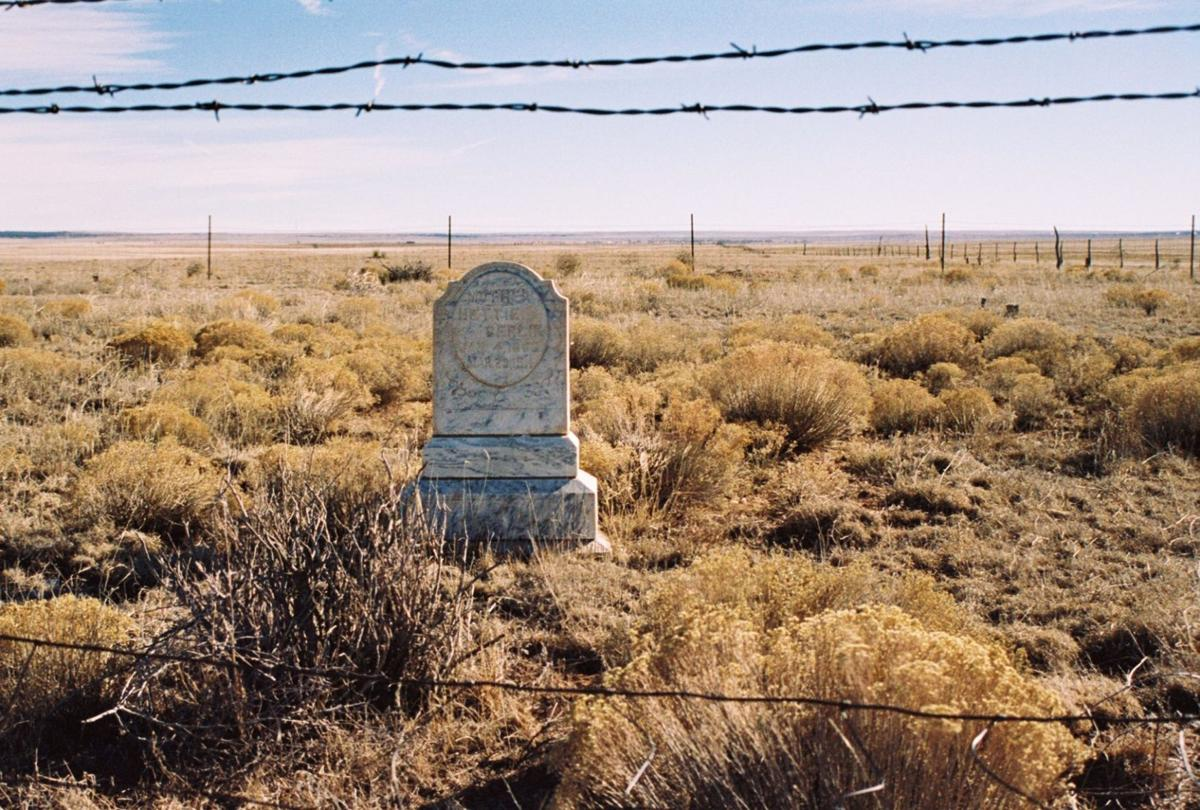 Negra, New Mexico