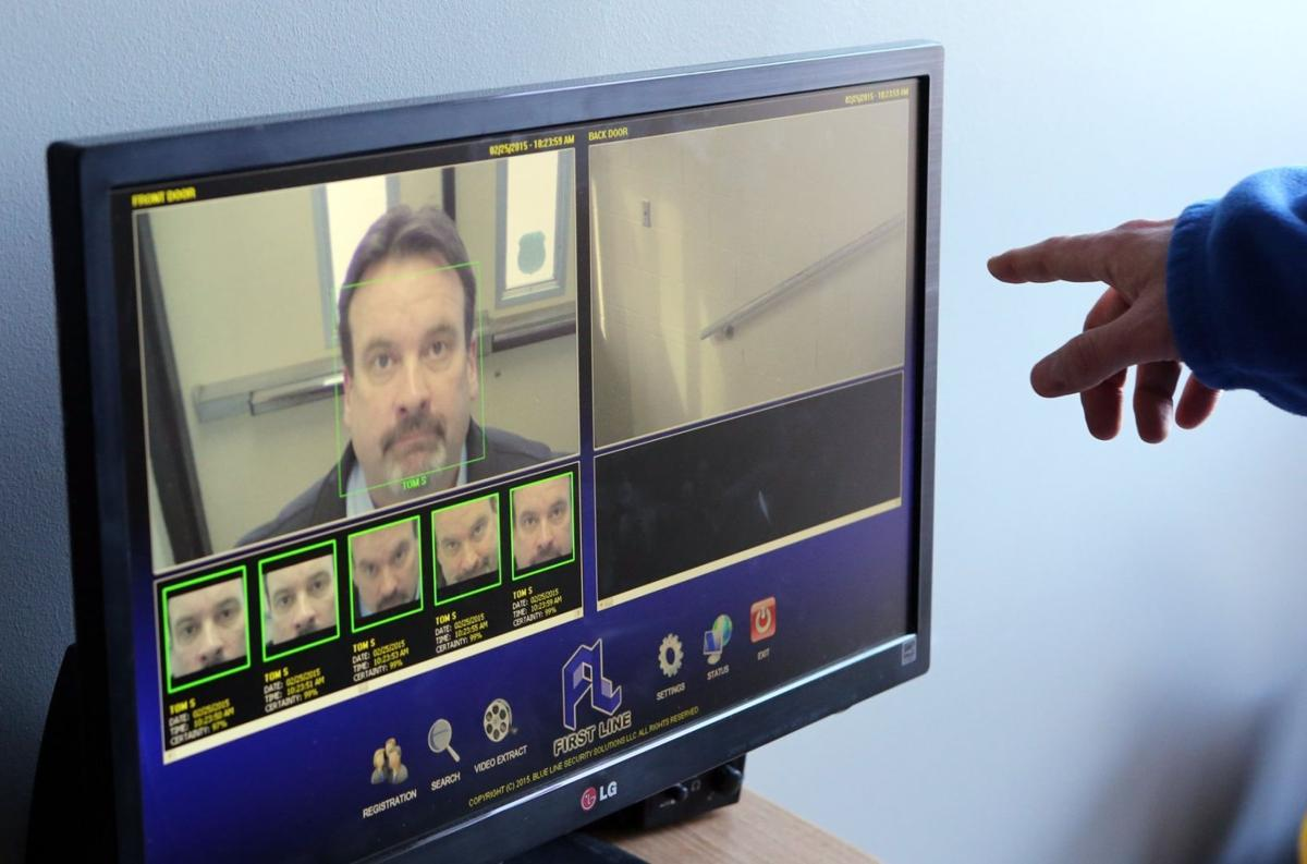 St. Mary's is first high school to get face recognition