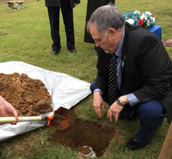 Remains of unclaimed veteran interred