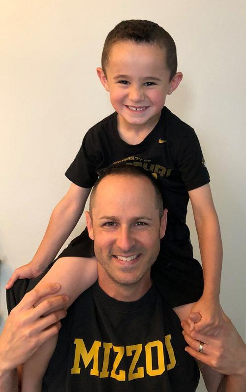 Meet the winners of the Father's Day look-alike contest