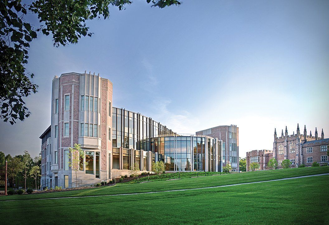 Vertegy Helps Washington U Win Leed Certification For New Building