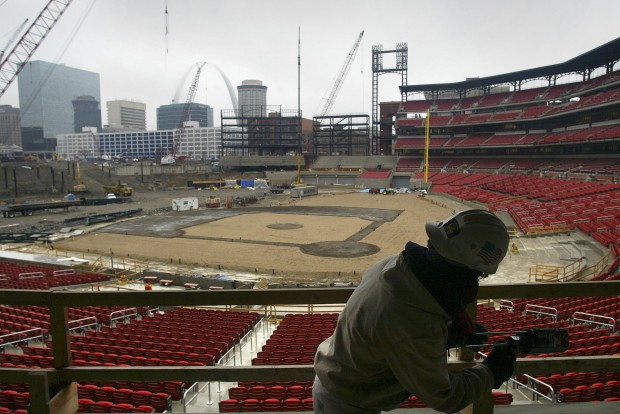 New Busch Stadium