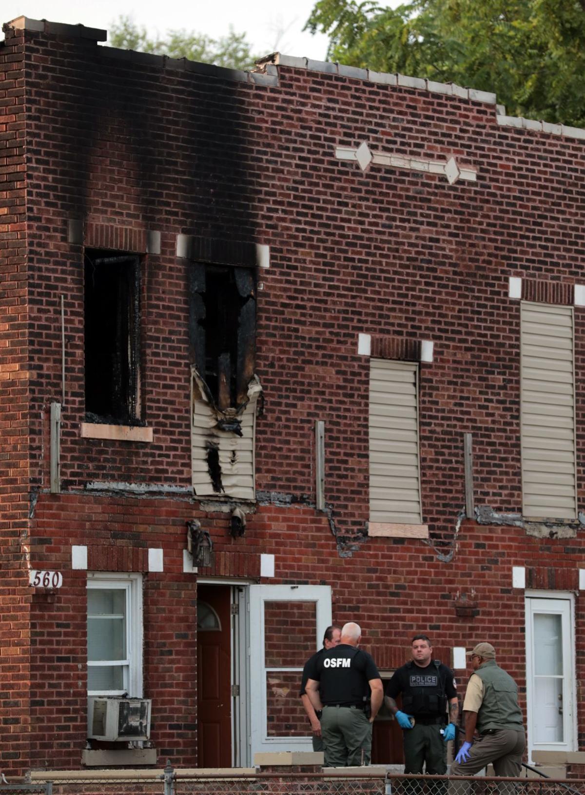 East St. Louis fire kills 5 children
