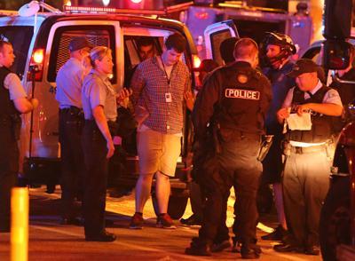 Faulk arrested