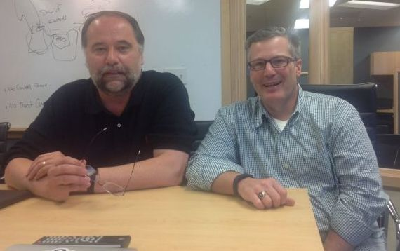 Bud Albers and Brian Handrigan of Click With Me Now