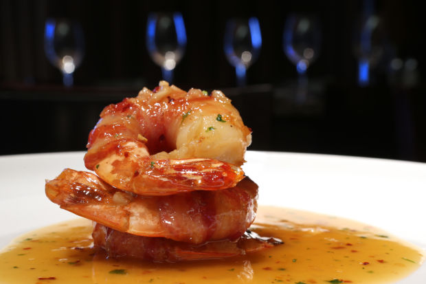 Special Request: Shrimp Limon from Napoli 2