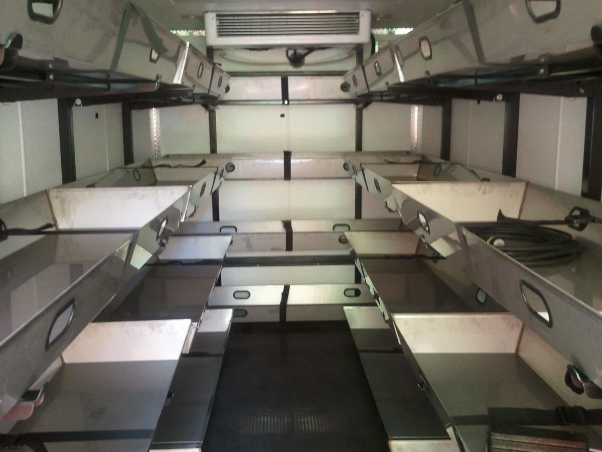 Trailer to be used for mass casualties in St. Louis County
