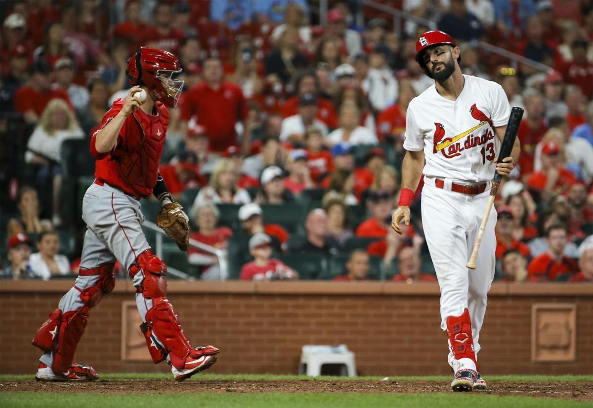 Cardinals close out Angels series (copy)