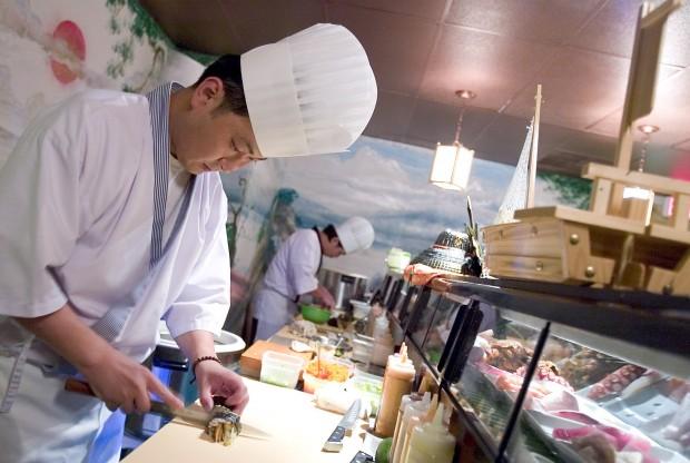 restaurant cooking area wasabi buys 3 sansai restaurants in st louis area business