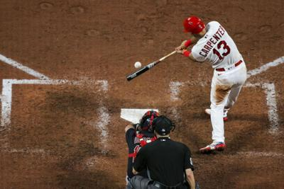Cardinals toppled by Indians