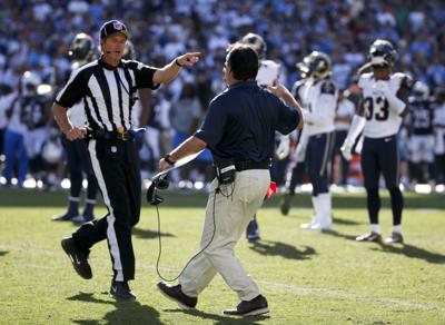 Rams Chargers Football