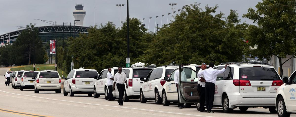 St Louis Taxi >> Taxi Pickups At Lambert Continue Big Drop After Uber And