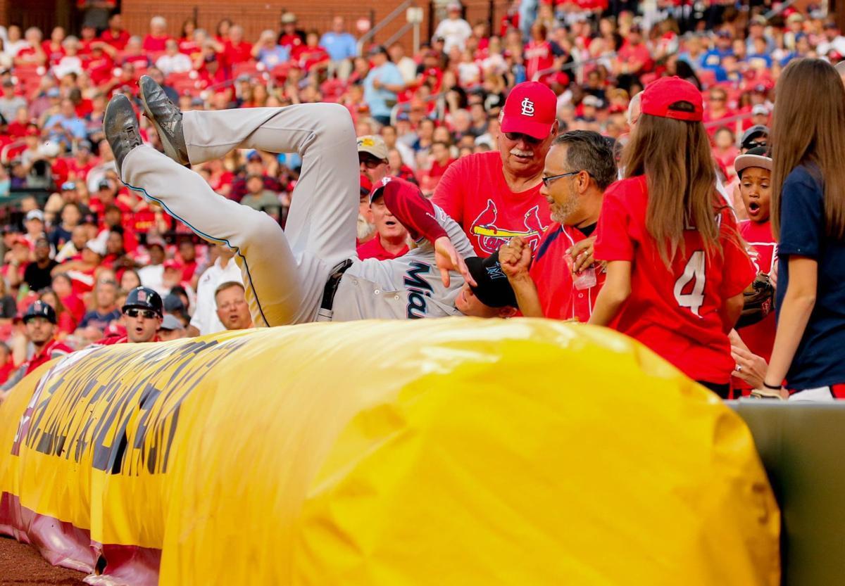St. Louis Cardinals vs. Miami Marlins at Busch