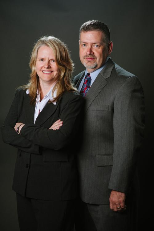 Barry and Michelle Herring