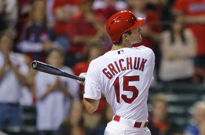 Cards and Brewers battle in a close game Monday night