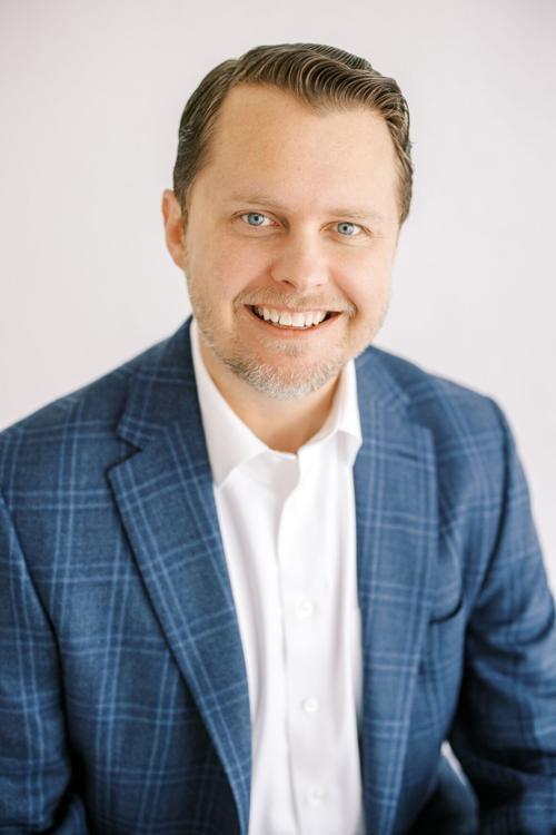 Tyler Bender, Midwest Regional Bank President