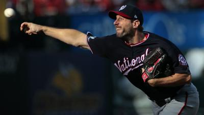 Nationals take 2-0 lead over Cardinals in National League Championship Series with 3-1 victory
