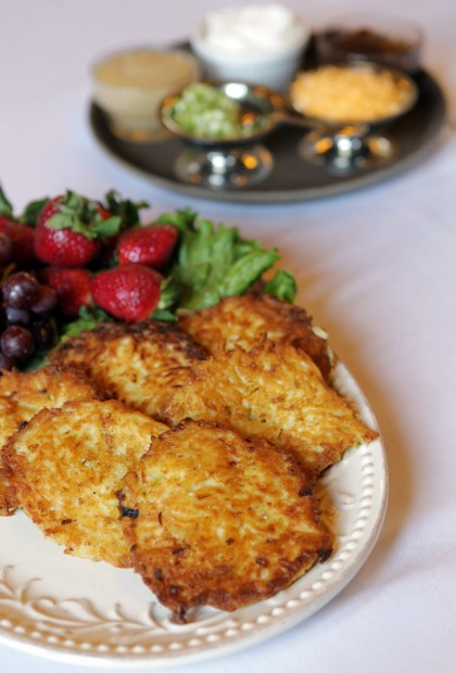 Bevo Mill shares recipe for its potato pancakes (Kortoffel Puffer)
