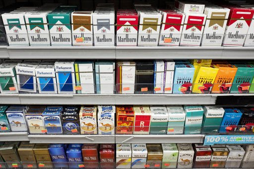NYC hikes price of pack of cigarettes to $13, highest in U S