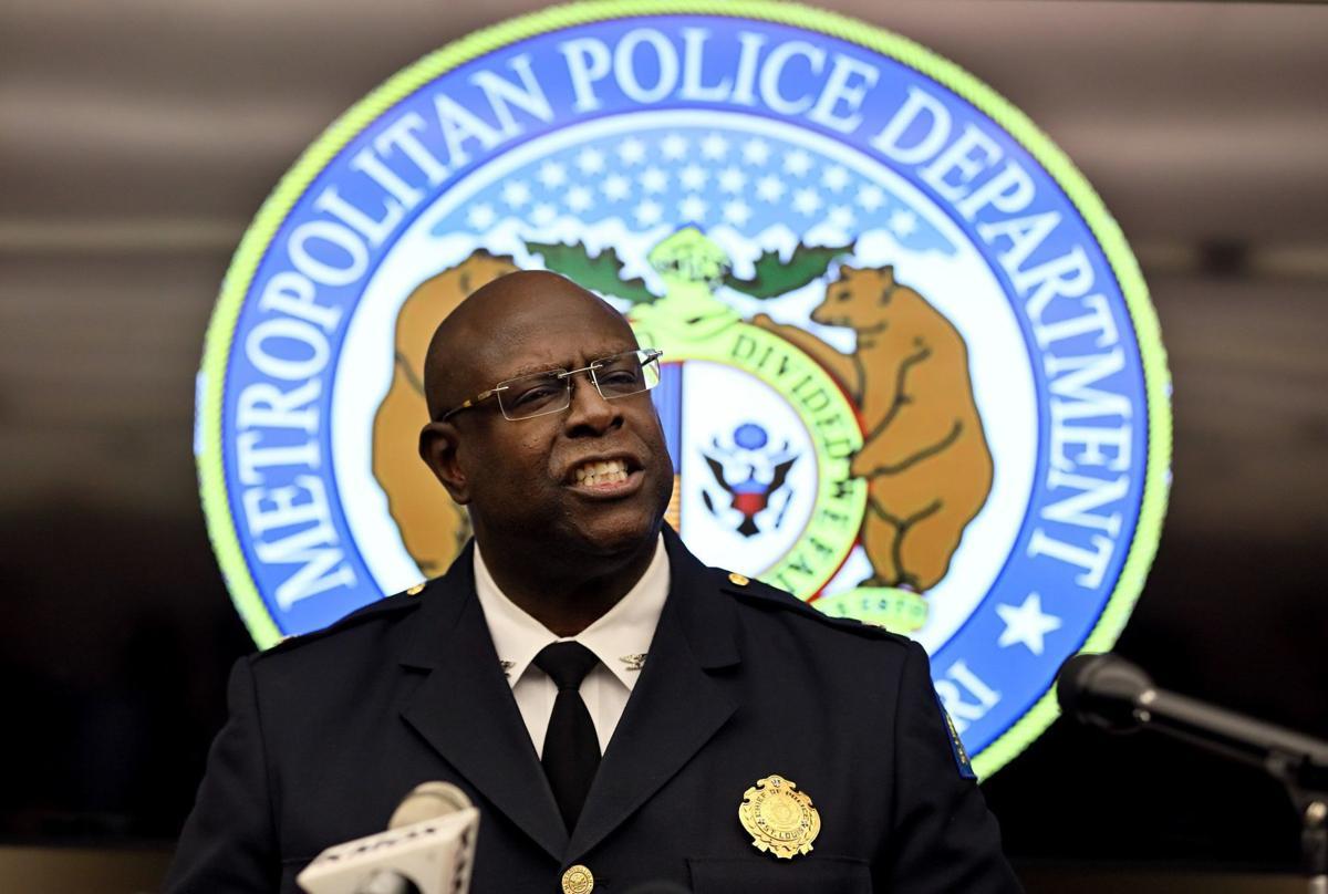 St. Louis Police Chief John Hayden