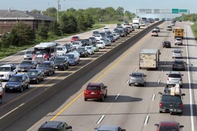 Missouri Highway 141 and Highway 40 (Interstate 64)