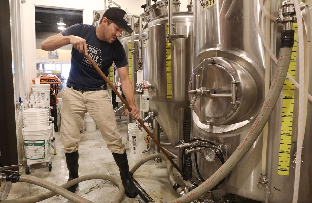 Want to open a craft brewery? Having great beer isn't enough to get a loan