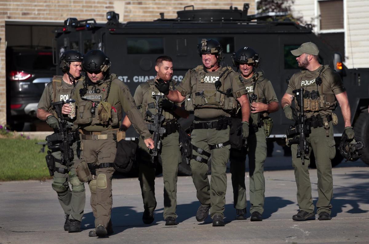 Man arrested in O'Fallon standoff