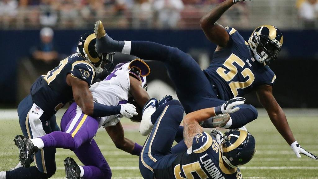 Rams Run Defense To Be Tested Nfl Stltoday Com