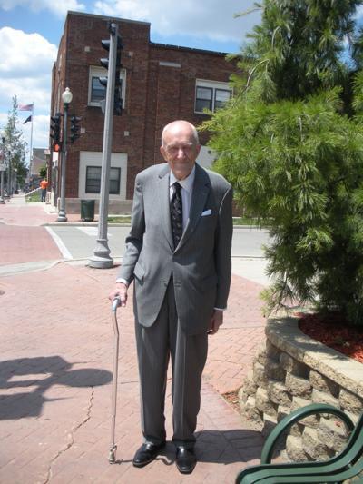 Stougton to name new park after city icon Carl Sampson