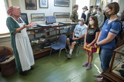 Stoughton Area Historical Society and Stoughton Village Players team up for 'Whispers at the Museum' event