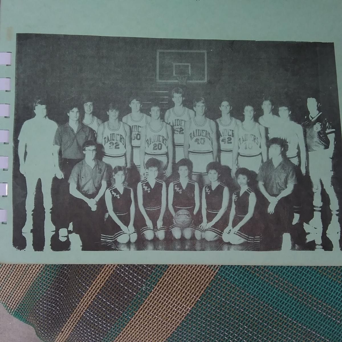1985 Southridge Raiders