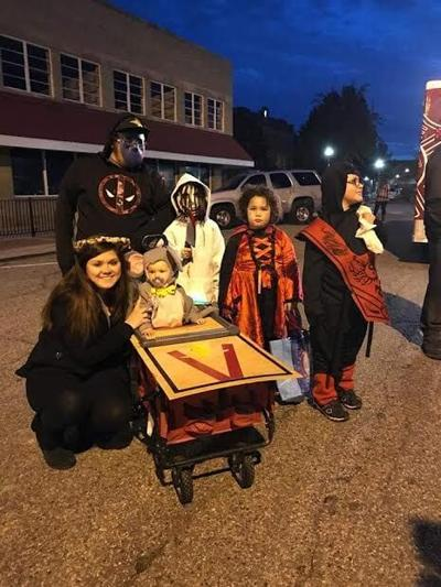 Halloween is coming to Sullivan