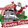 Santa Train back in 2021 — modified for COVID safety
