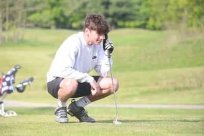 Arrows place fourth at WIC boys golf